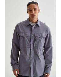 Fjallraven Abisko Lightweight Trek Shirt - Grey