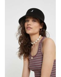 Kangol Wool Bucket Hat - Womens M