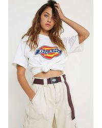 Dickies Orcutt Web Belt - Red