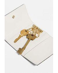 Vivienne Westwood Victoria Key Case - Green