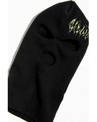 Urban Outfitters Billie Eilish Uo Exclusive Ski Mask - Black