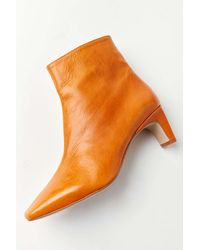 INTENTIONALLY ______ Las Ankle Boot - Brown