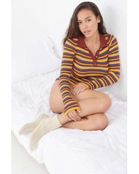 Urban Outfitters - Cable Knit Quarter Sock - Lyst