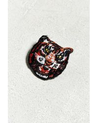 Urban Outfitters - Embroidered Tiger Pin - Lyst