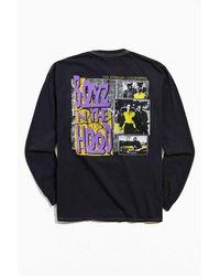 Urban Outfitters Boyz N The Hood Long Sleeve Tee - Black