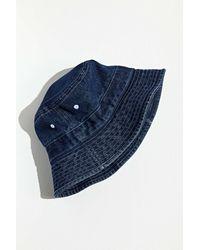 BDG Denim Bucket Hat - Blue