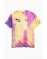Urban Outfitters Cowboy Bebop Tie-dye Tee - Multicolor