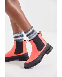 Out From Under - Tie-dye Boot Sock - Lyst