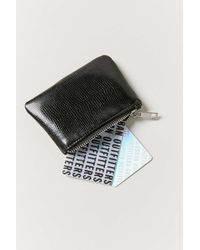 Urban Outfitters Uo Zoe Coin Pouch - Black