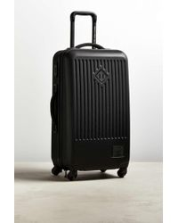 Herschel Supply Co. Trade Medium Hard Shell Luggage - Black