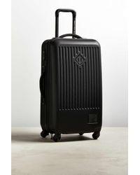 Herschel Supply Co. Trade Medium Hard Shell Luggage - Black
