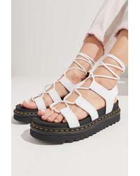 Dr. Martens Nartilla Gladiator Sandal - Multicolor