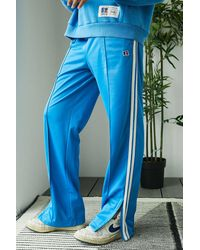 Russell Athletic Uo Exclusive Blue Track Trousers