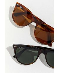 8db05c1c617dc Ray-Ban Ray-ban Oval Sunglasses in Metallic for Men - Lyst