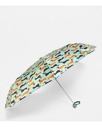 Urban Outfitters - Sausage Dog Print Mini Umbrella - Womens All - Lyst