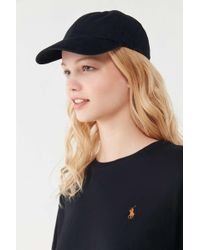 d58160d8a2ceb Urban Outfitters - Uo Sadie Canvas Baseball Hat - Lyst