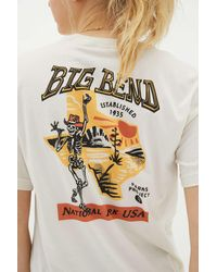 Parks Project Big Bend Tee - White