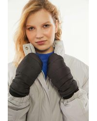 Urban Outfitters Uo Puffer Mitten - Multicolour