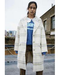 Levi's Wool-blend Cocoon Coat - Multicolour