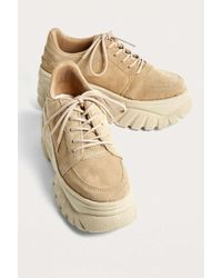 Urban Outfitters - Uo Tyson Tan Chunky Trainers - Lyst