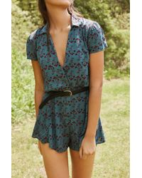 Urban Outfitters - Classic Braided Belt - Lyst