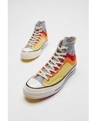 Converse Chuck 70 Nor'easter Felt High Top Sneaker - Multicolor