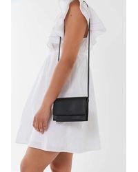 Urban Outfitters Jane Square Black Crossbody Bag - Multicolour