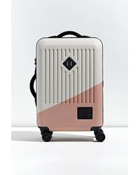Herschel Supply Co. Trade Power Hard Shell Carry-on Luggage - Multicolour