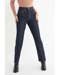 BDG - High-rise Relaxed Straight Jean - Lyst