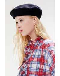 Urban Outfitters Uo Felt Beret - Multicolor