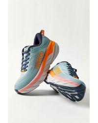 Hoka One One Hoka One One Bondi 7 Sneaker - Blue