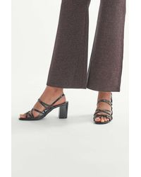 Urban Outfitters Uo Maddy Strappy Heel - Multicolor