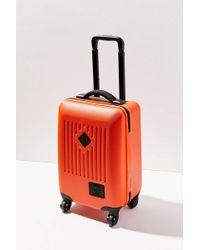 Herschel Supply Co. Trade Hard Shell Carry-on Luggage - Orange