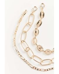 Urban Outfitters - Chunky Bracelet Set - Lyst