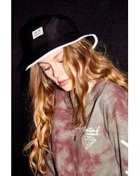 db0100701 Uo Fisherman Bucket Hat - Womens All - Black
