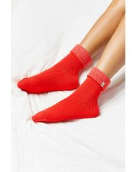 Out From Under - Cozy Slipper Sock - Lyst