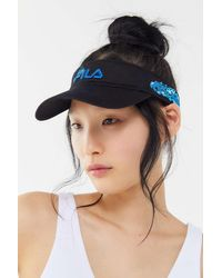 Urban Outfitters x FILA Fila X Disney Villains Uo Exclusive Visor - Blue