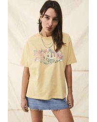 Urban Outfitters - Uo Honolulu Boyfriend T-shirt - Lyst
