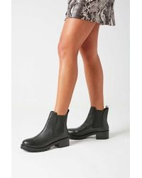 Urban Outfitters - Uo Zoe Chelsea Boot - Lyst