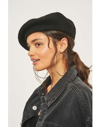 Urban Outfitters - Wool Beret - Lyst