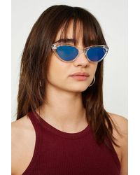 Urban Outfitters - Extreme Cat Eye Sunglasses - Lyst