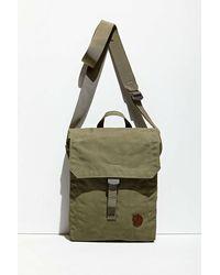 Fjallraven Fjallraven Foldsack No. 3 Crossbody Bag - Green