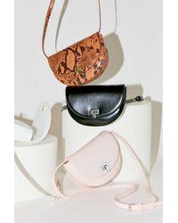 Urban Outfitters Rachel Half-moon Convertible Bag - Multicolour