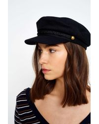 Urban Outfitters - Uo Baker Boy Cap - Lyst