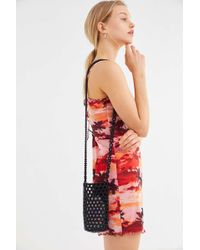 Urban Outfitters Isabella Beaded Bucket Bag - Multicolour