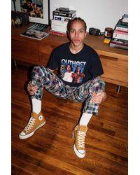 Urban Outfitters Outkast Hotlanta Retro Tee - Blue