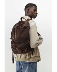 BDG Brown Corduroy Backpack