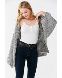 Urban Outfitters - Uo Darby Dolman Cardigan - Lyst