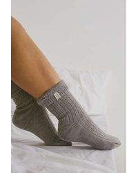 Urban Outfitters Uo Cosy Socks - Multicolour