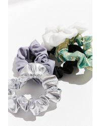 Urban Outfitters   Mini Scrunchie Set   Lyst